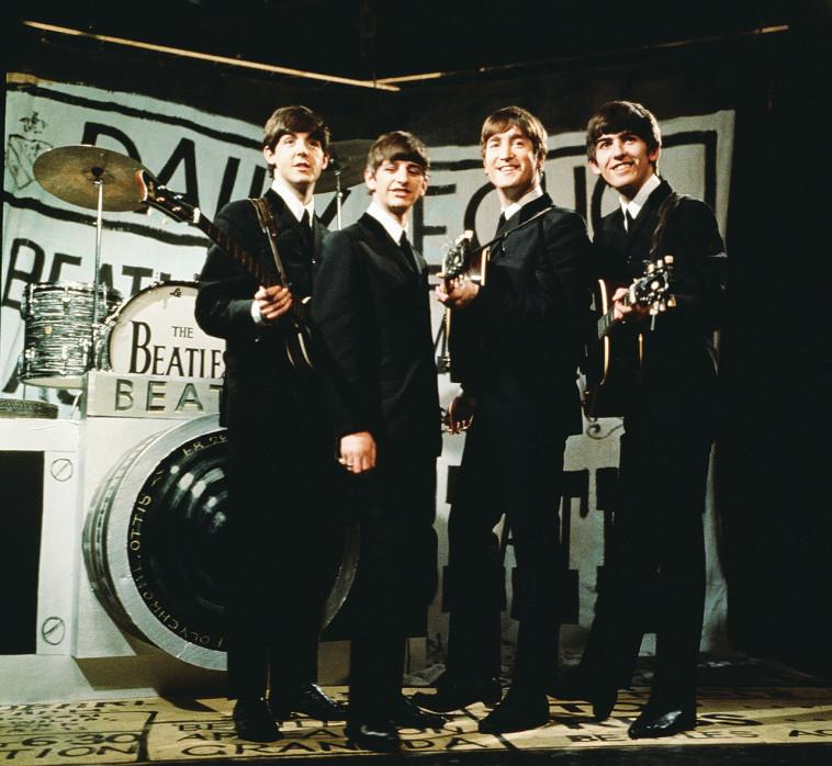 הביטלס (צילום: Hulton Archive Getty Images)