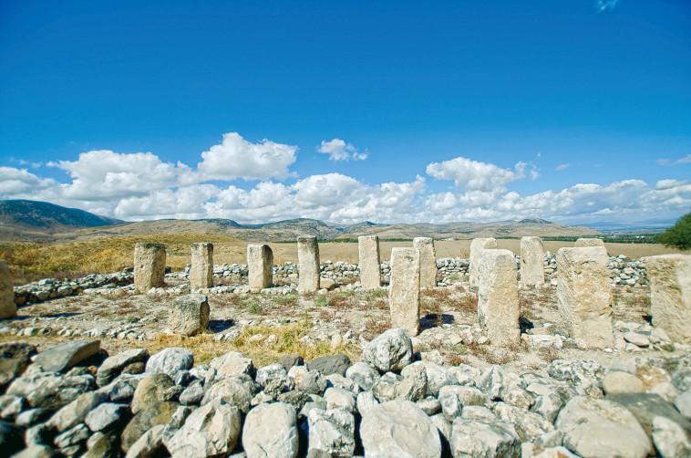 הגן הלאומי תל חצור (צילום: הדר יהב)