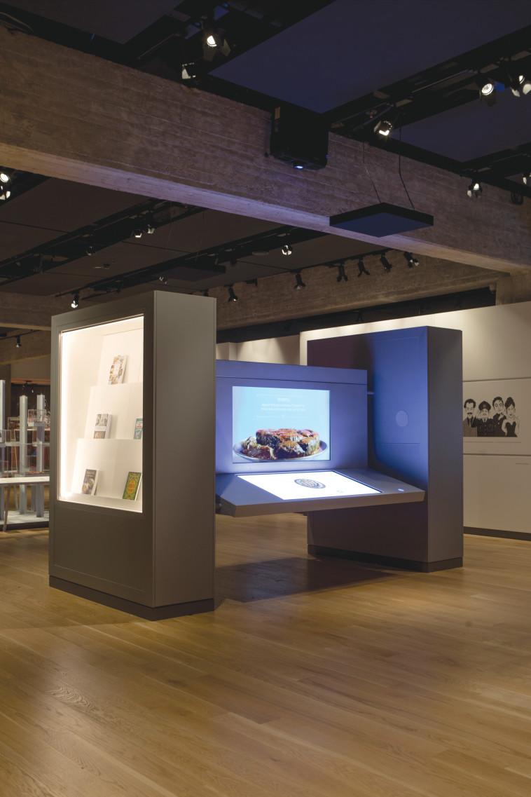 ''פודיש'' במוזיאון ''אנו'' (צילום: רועי כנעני)