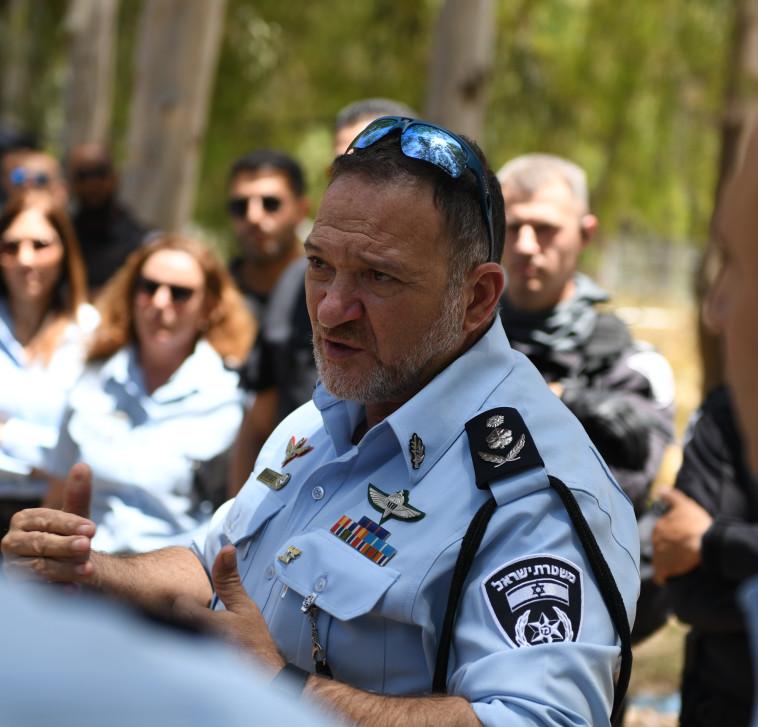 המפכ''ל, יעקב שבתאי (צילום: דוברות המשטרה)