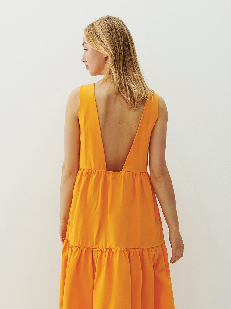 שמלה ריזרבד  (צילום: אסף לוי)