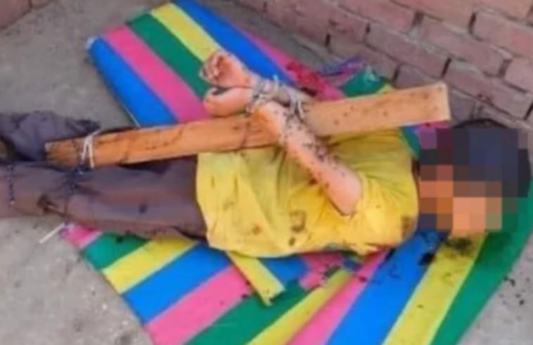 התעללות מחרידה במצרים (צילום: רויטרס)