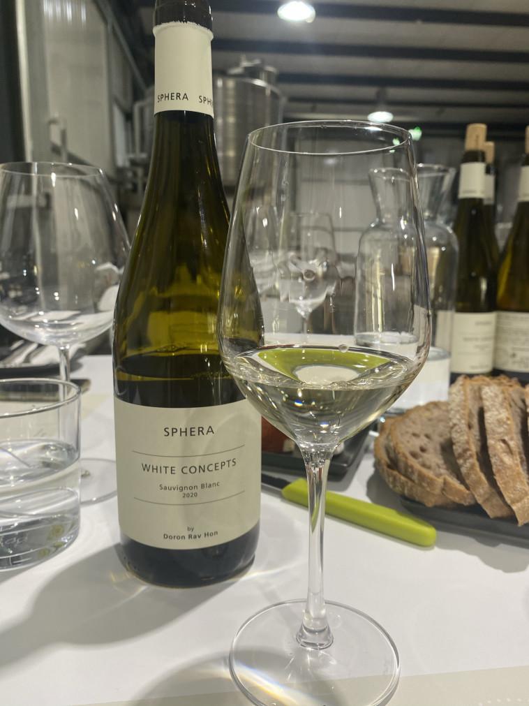 Sefirah Winery (Photo: Michel Sharabi)
