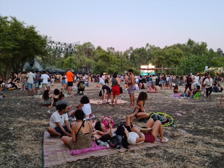 פסטיבל GENESIS (צילום: צוף ישראלי)