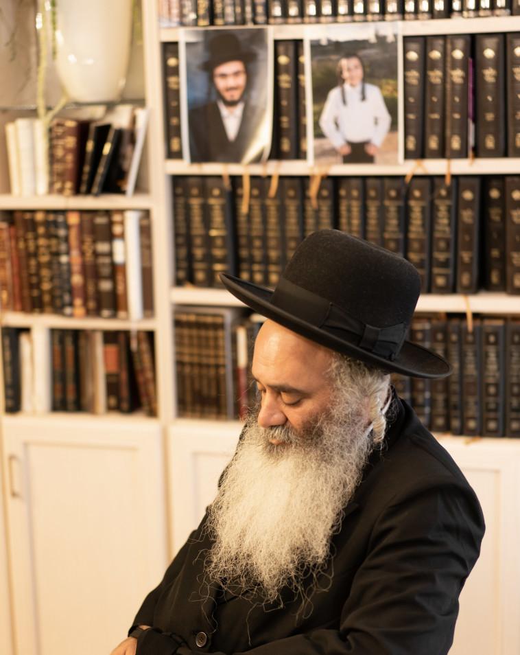 הרב מאיר נתן אלחדד (צילום: רמי זרגנר)