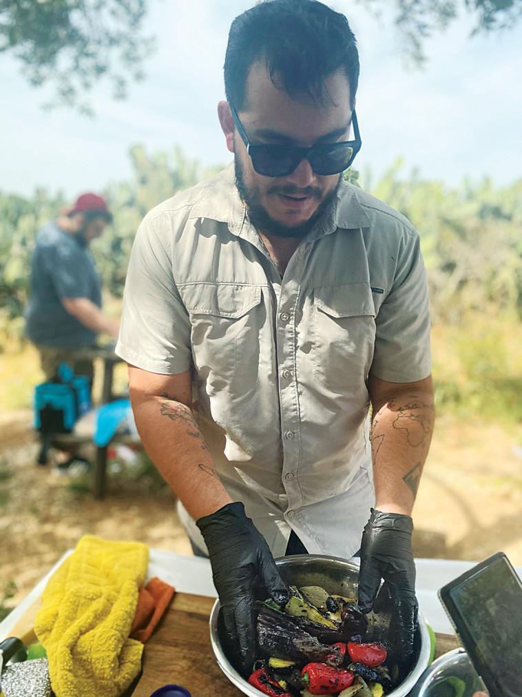 רודריגו קרדוסו (צילום: מיטל שרעבי)