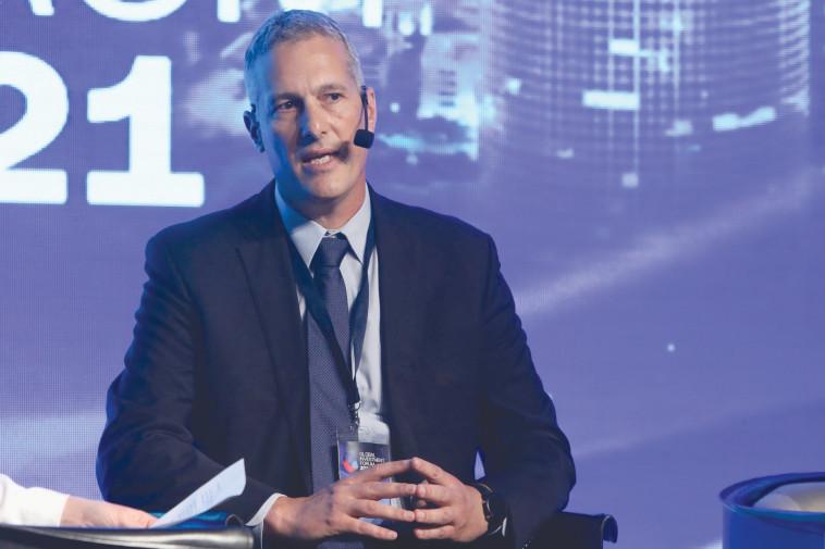Yaki Yanai, CEO of the biotechnology company Floristem (Photo: Mark Israel Salem)