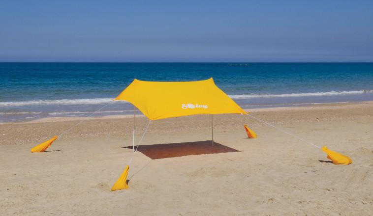 צילייה לחוף (צילום: סטודיו קל גב)