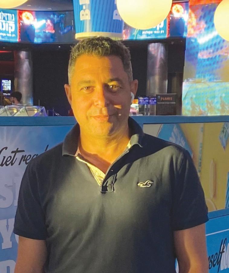 ניב כהן, מבעלי B-FRESH (צילום: אסף קרלה)