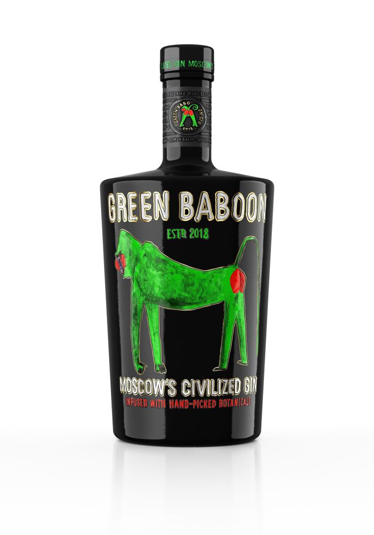 ג'ין Green Baboon (צילום: יח''צ)