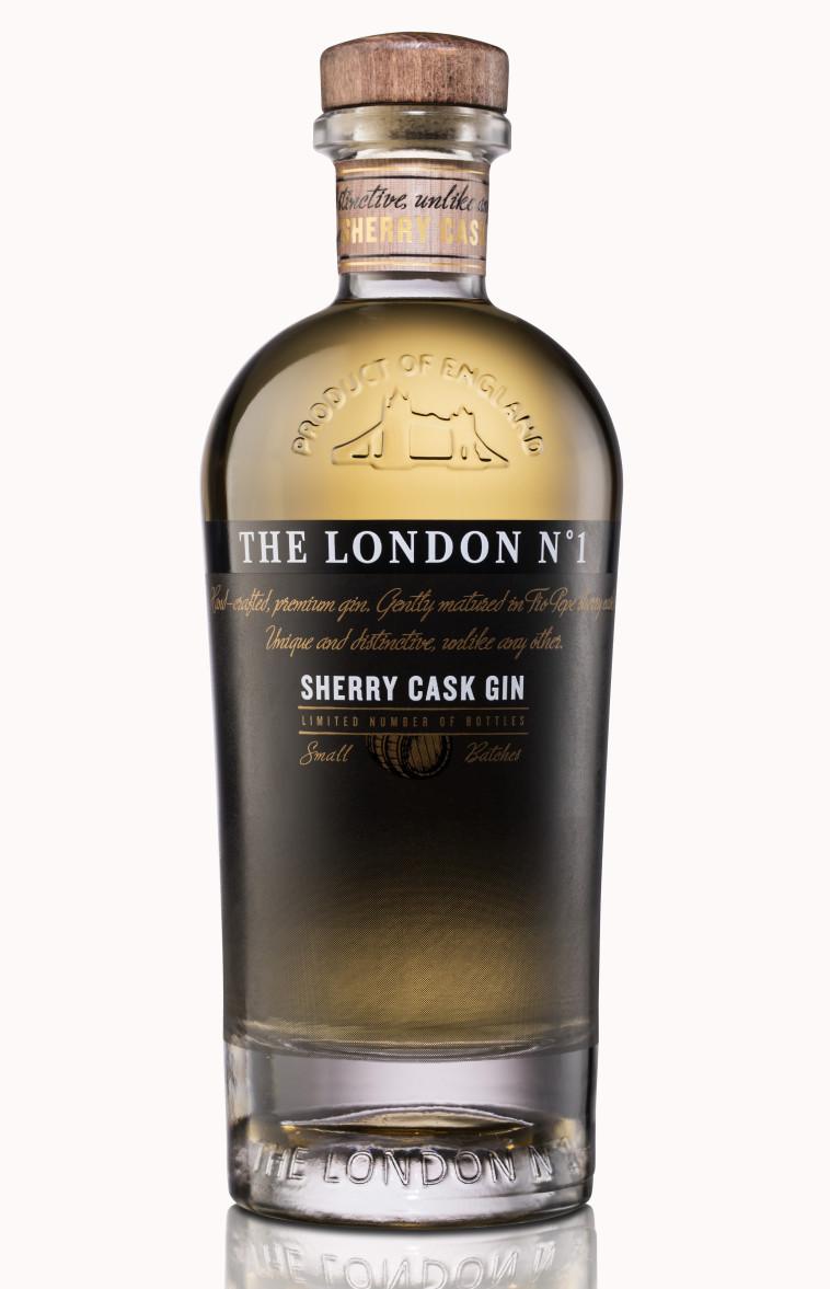 ג'ין The london #1 Sherry Cask (צילום: יח''צ)