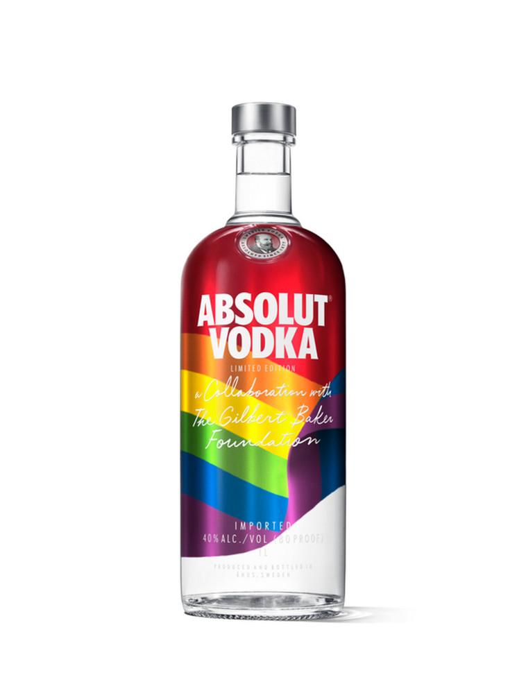 וודקה Absolut Pride (צילום: יח''צ)