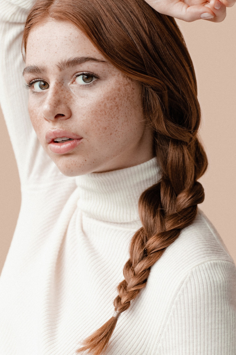 Braids in hair (Photo: L'Oreal Professional)