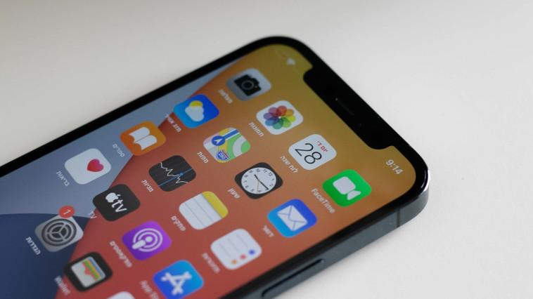 אייפון 12 פרו (צילום: וואלה! Tech, ינון בן שושן)