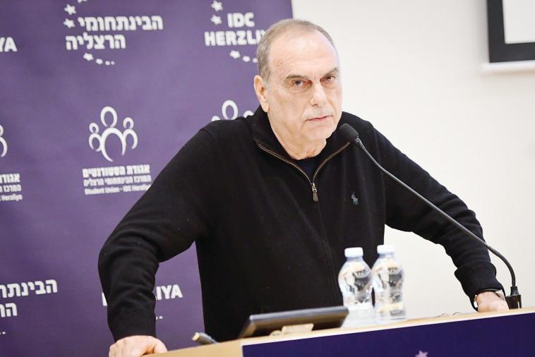 Avraham Grant (Photo: Avshalom Shashoni)
