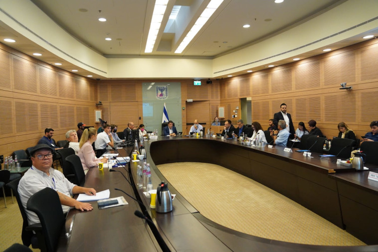 נגיד בנק ישראל פרופ' אמיר ירון בוועדת הכלכלה (צילום: דני שם טוב, דוברות הכנסת)