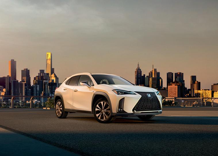 Lexus UX (צילום: יצרן)
