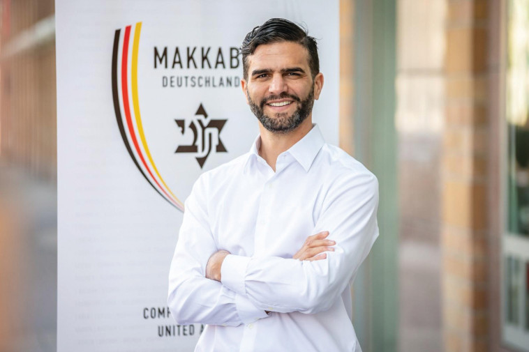 Alon Meyer from Maccabi Germany (Photo: Private photo)