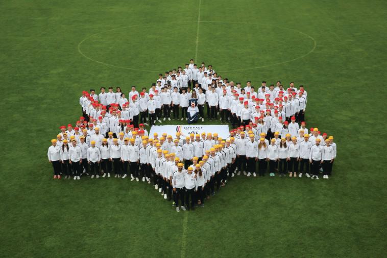 Maccabi Germany (Photo: Rafael Herlich)