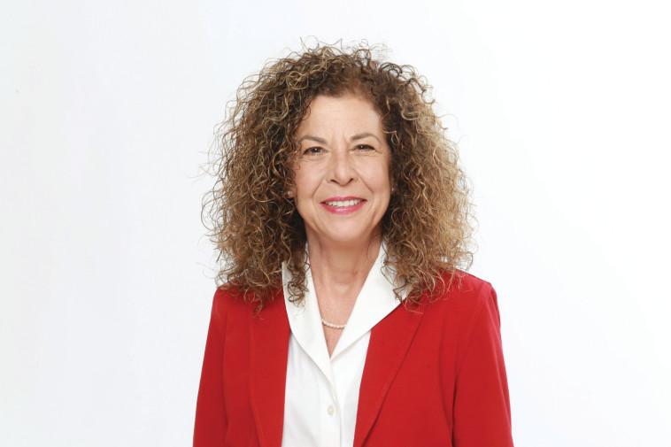 Meital Lehavi, Deputy Mayor of Tel Aviv-Yafo (Photo: Yanai Yechiel)