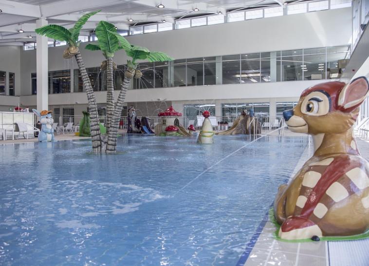 Ramat Rachel Country Toddler Pool (Photo: Assaf Schechter and Keren Lubinstein)