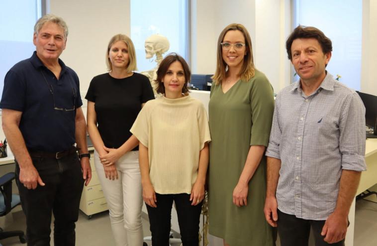 צוות המחקר (צילום: אוניברסיטת תל אביב)