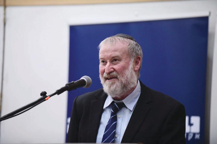 היועץ המשפטי לממשלה אביחי מנדלבליט (צילום: תומר נויברג, פלאש 90)