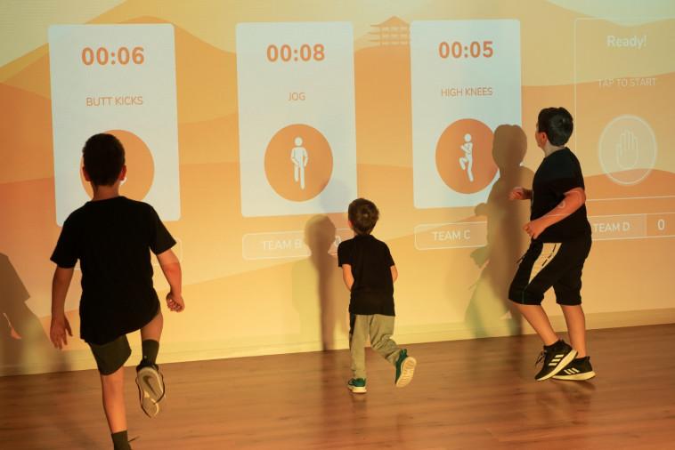 למידה ספורטיבית (צילום: יח''צ)