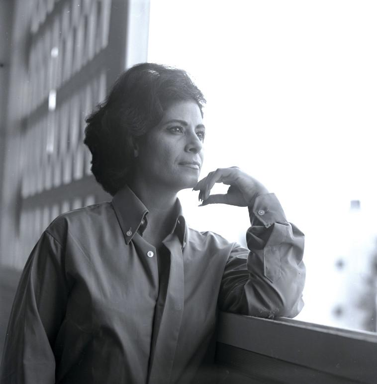 שושנה דמארי ז''ל (צילום: סמי בן גד)