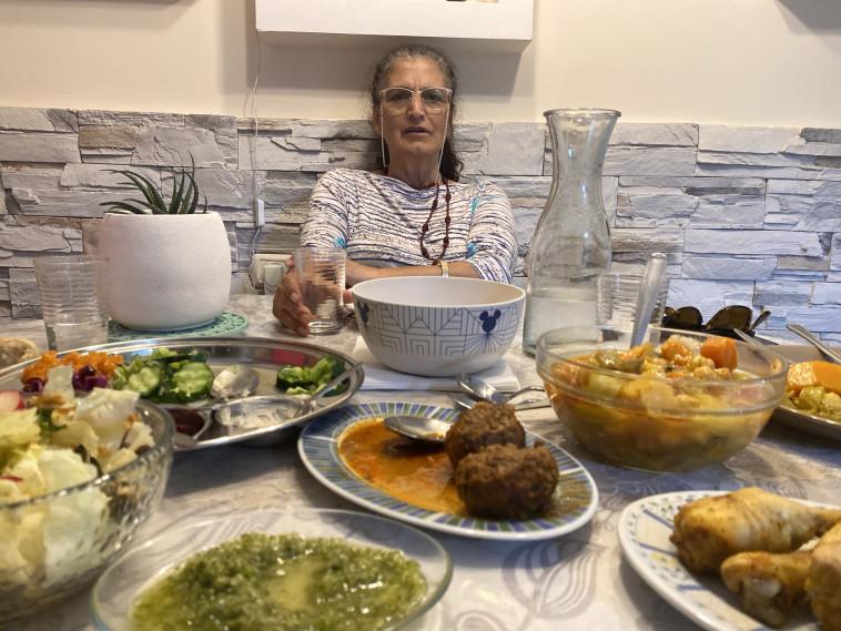לאה גרינברג (צילום: מיטל שרעבי)