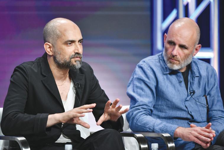 שלומי אלקבץ (משמאל) (צילום: Amy Sussman Getty Images)