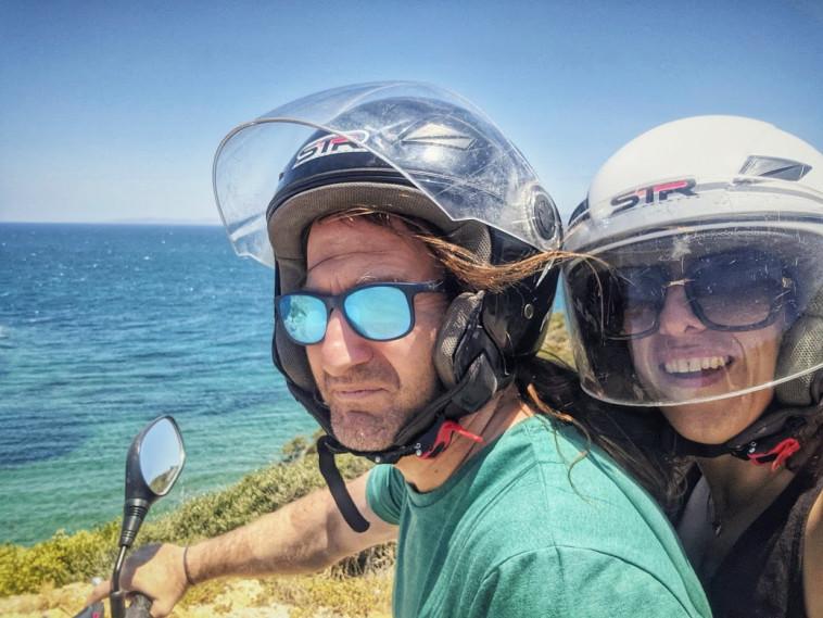 לטייל על אופנוע ולגלות מקומות חדשים (צילום: אסנת גואטה)