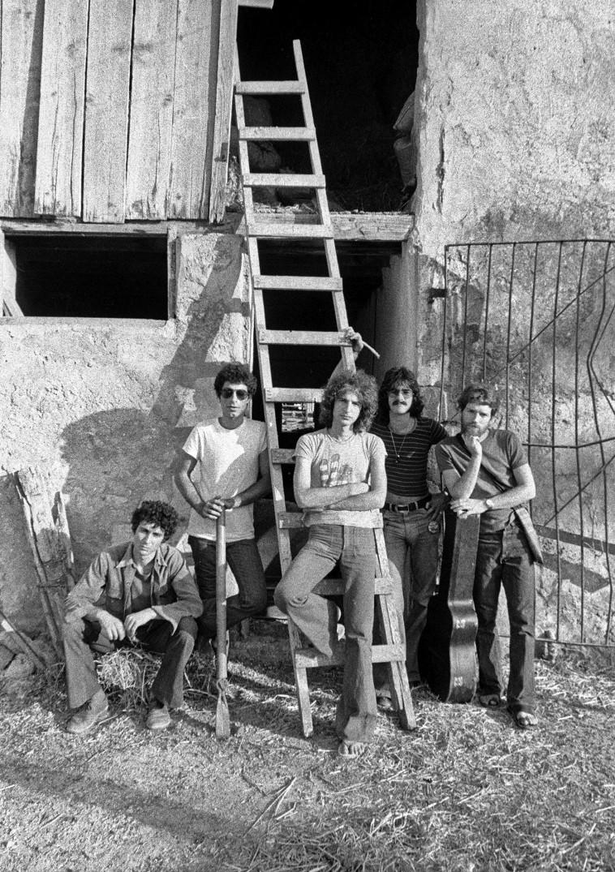להקת תמוז (צילום: ז'ראר אלון)