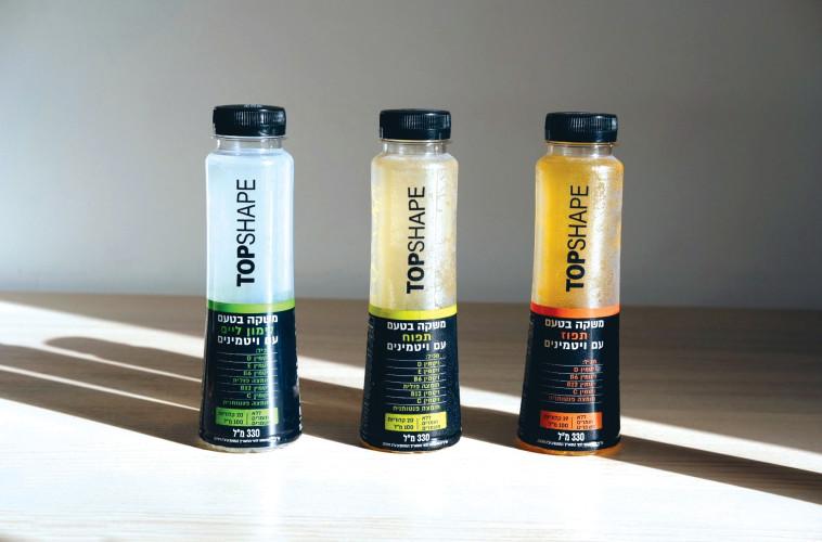 TOPSHARE Vitamins drink (Photo: Gaia Peled)