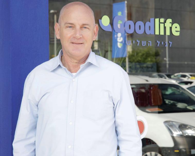 מנכ''ל גוד-לייף, ניצן שקל (צילום: מנחם עוז)