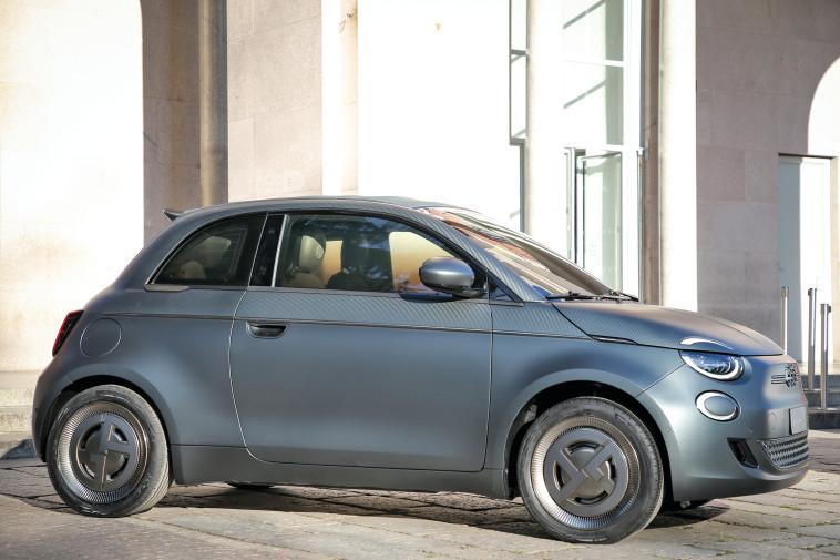 Fiat 500 electric (Photo: PR abroad)