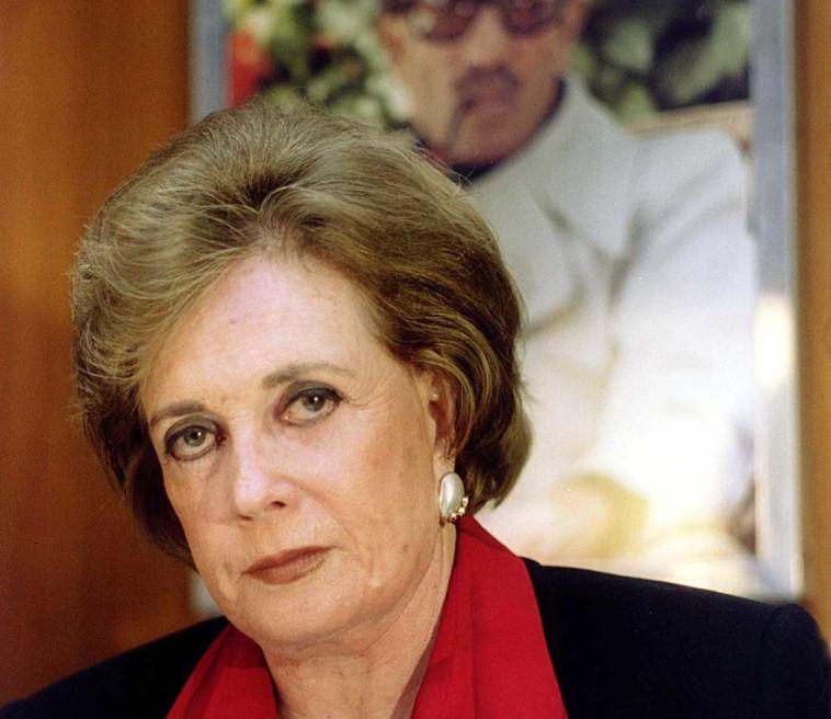 ג'יהאן סאדאת (צילום: AN/JDP)