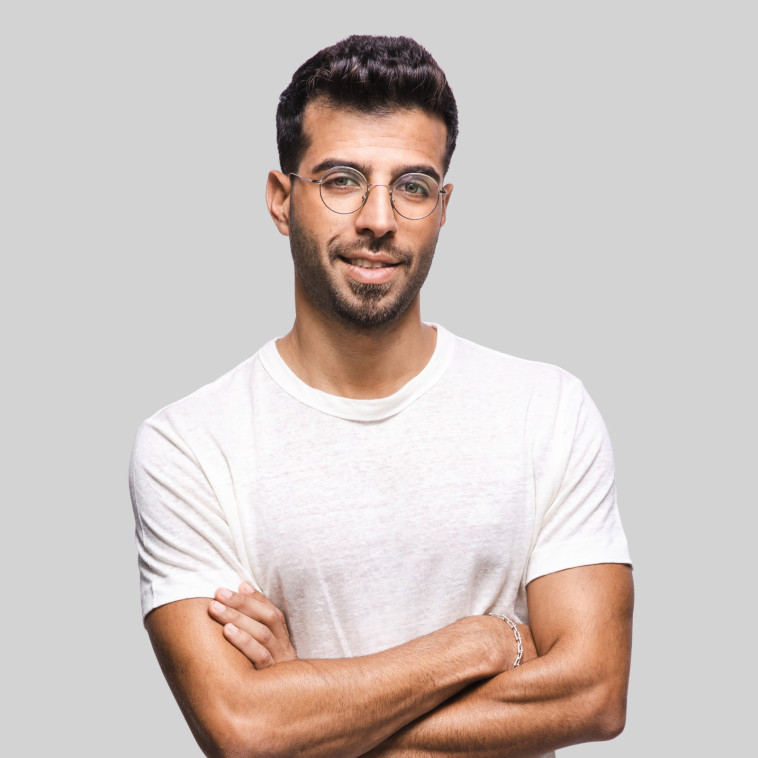 עומר ברזני (צילום: מיכה לובטון)