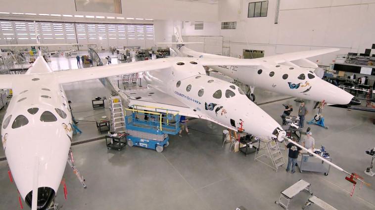 רכב החלל UNITY  (צילום: רויטרס)