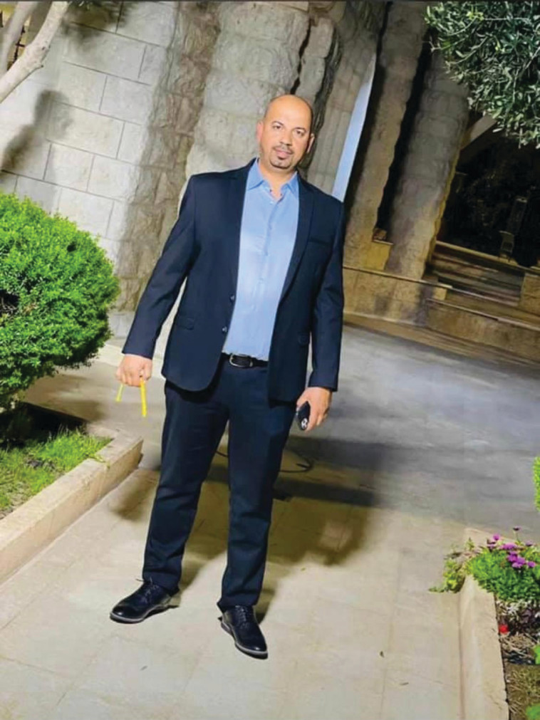 ג'מאל אבו סיאם, חבר מועצת העיר לוד וחבר הוועד העממי (צילום: צילום פרטי)