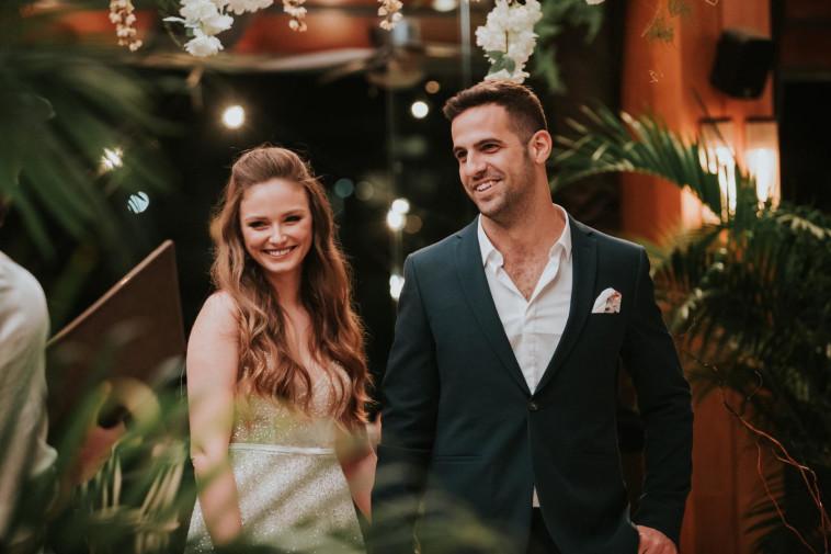 קארין שניידרמן, איתמר עמי, חתונה ממבט ראשון (צילום: פיפל פוטוגרפי)