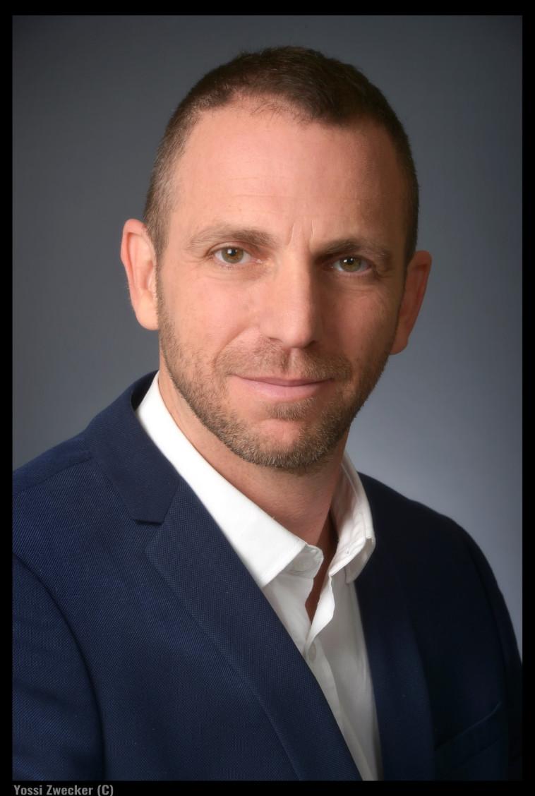 מנכ''ל האופרה הישראלית, צח גרניט (צילום: יוסי צבקר)