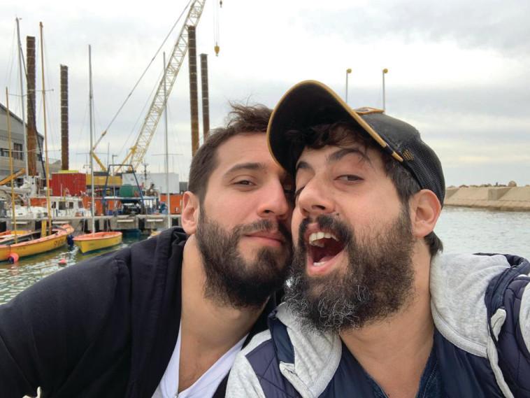 אור לוין ורמירו רודריגז (צילום: פרטי)