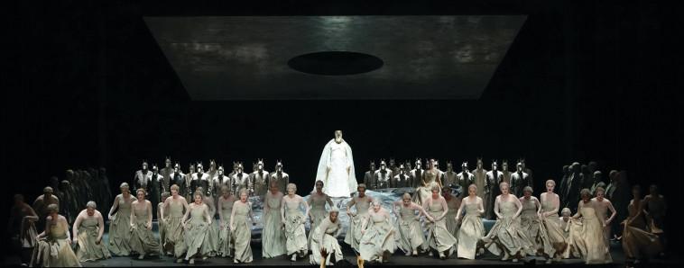 מתוך האופרה ''אאידה'' (צילום: MUNT FORSTER)