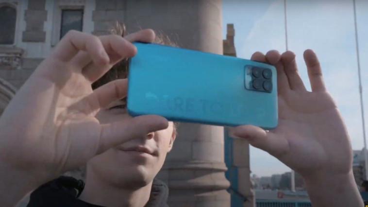 Realme 8 Pro (צילום: יח''צ)