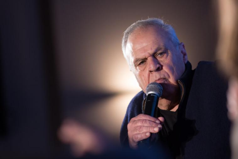רוני דניאל ז''ל (צילום: מרים אלסטר, פלאש 90)