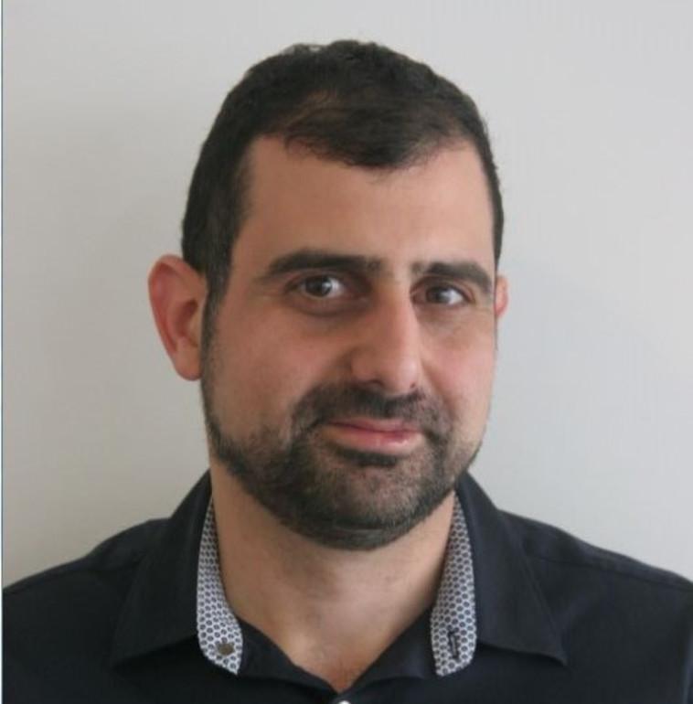 אמיר היימן. ציון 95 לעומת 79 בארצי (צילום: מכללת אפיק)