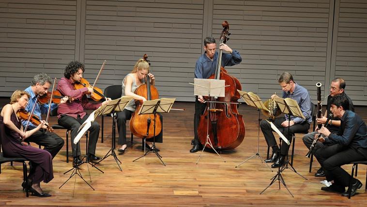 התזמורת הקאמרית הישראלית (צילום: יואב איתיאל)