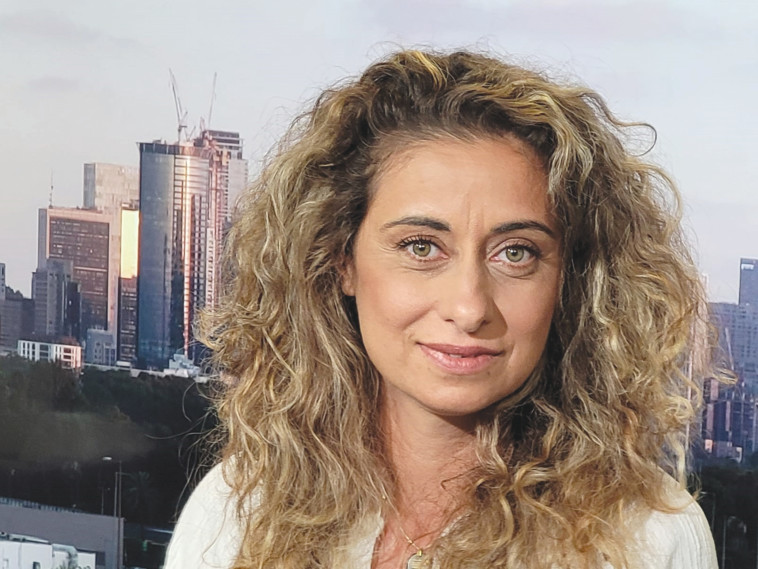 עמית שבתאי, מנהלת סחר ויבוא של רשת קרביץ (צילום: קרביץ )