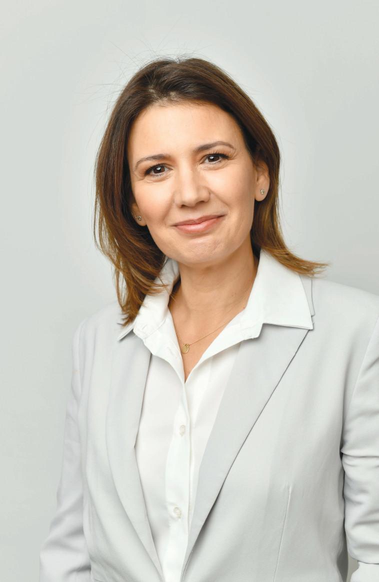 אירית בן דב, מנכ''לית מילובר (צילום: חיה גולד)